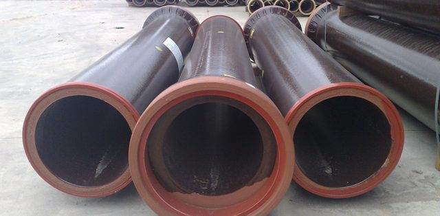 Tubo de gres vitrificado - Grupo Jannone