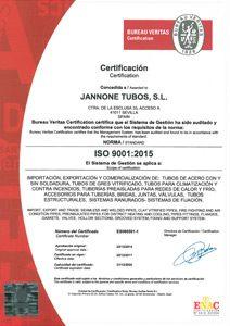 Sostenibilidad / Calidad - Grupo Jannone