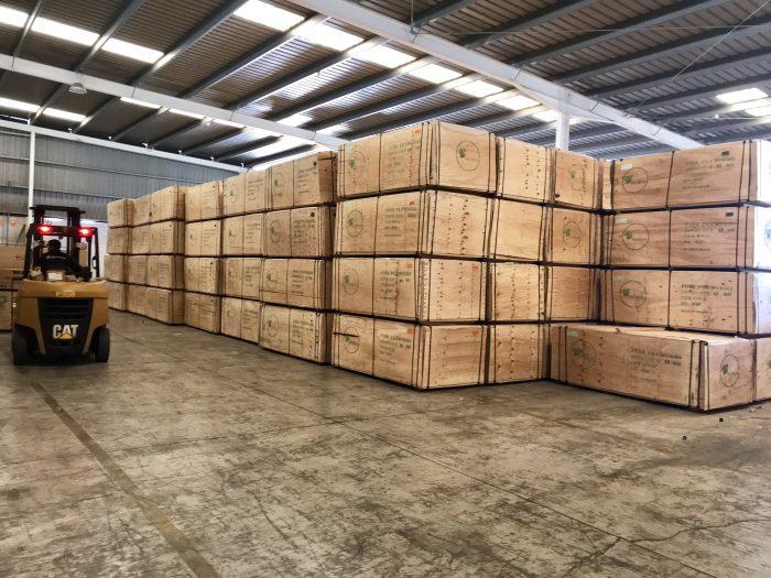 JANNONE SA tiene en stock una gran variedad de tableros contrachapados - Grupo Jannone